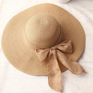 Spring/Summer Straw Hat